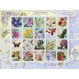 SCHMIDT Puzzle  1000 dílků - Nostalgické známky