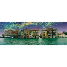 SCHMIDT Panoramatické puzzle  58279 puzzle Pohled na Benátky, Itálie 1000 dílků