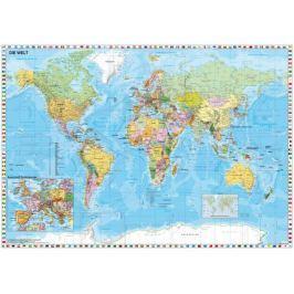 SCHMIDT Puzzle  58289 Politická mapa světa 1500 dílků