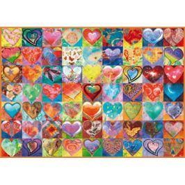 SCHMIDT Puzzle  58295 Srdce k srdci 1000 dílků