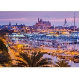 SCHMIDT Puzzle  58302 Přístav Palma de Mallorca 1000 dílků