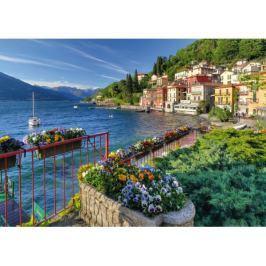 SCHMIDT Puzzle  58303 Pobřeží jezera Como, Itálie 1000 dílků
