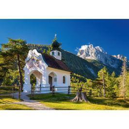 SCHMIDT Puzzle Bavorský kostelík, Německo 1000 dílků