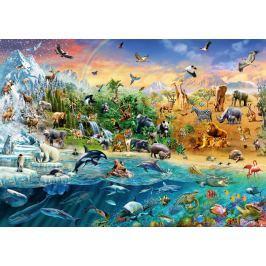 SCHMIDT Puzzle Království zvířat 1000 dílků