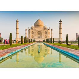 SCHMIDT Puzzle Taj Mahal, Indie 1000 dílků