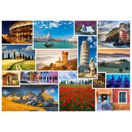 SCHMIDT Puzzle Výlet do Itálie 1000 dílků