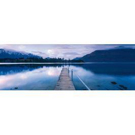 SCHMIDT Panoramatické puzzle  1000 dílků - M. Gray: Jezero Wakatipu, Nový Zéland