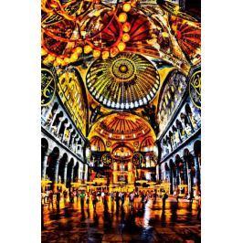 SCHMIDT Puzzle  1000 dílků - Kostelní kupole