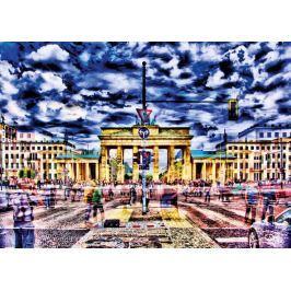 SCHMIDT Puzzle  1000 dílků - Braniborská brána, Berlín