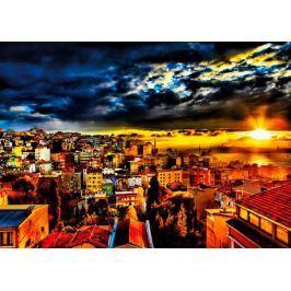 SCHMIDT Puzzle  1000 dílků - Město u moře