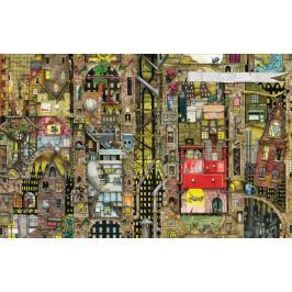 SCHMIDT Puzzle  1000 dílků - Fantastické město