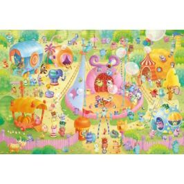 SCHMIDT Puzzle  59369 Strachojedlíci: Cirkus 1000 dílků