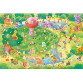 SCHMIDT Puzzle  59370 Strachojedlíci: Labyrint 1000 dílků