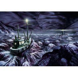 SCHMIDT Puzzle  1000 dílků - Rozbouřené moře