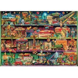 SCHMIDT Puzzle  59376 Magický svět hraček 1000 dílků