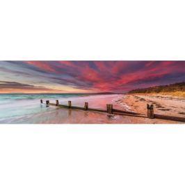 SCHMIDT Panoramatické puzzle  59395 Pláž McCrae, Autrálie 1000 dílků