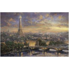 SCHMIDT Puzzle  1000 dílků - T. Kinkade, Paříž, město lásky