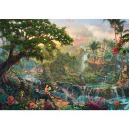 SCHMIDT Puzzle  59473 Kniha džunglí 1000 dílků