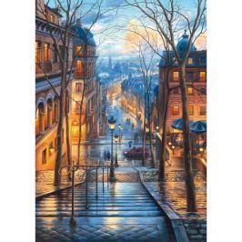 SCHMIDT Puzzle  59560 Jarní ráno v Monmartre, Paříž 1000 dílků