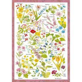 SCHMIDT Puzzle  59566 Divoké květiny 1000 dílků
