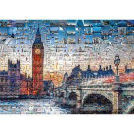 SCHMIDT Puzzle Koláž Londýn 1000 dílků