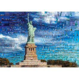 SCHMIDT Puzzle Koláž New York, USA 1000 dílků