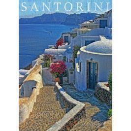 SCHMIDT Puzzle Santorini, Řecko 1000 dílků
