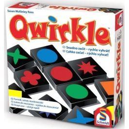 SCHMIDT Zábavná strategická desková hra Qwirkle