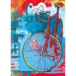 HEYE Puzzle  1000 dílků - Bike Art: Red Limited, Catherine Mackey