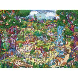 HEYE Puzzle Wonderwoods 1500 dílků