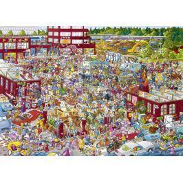 HEYE Puzzle Bleší trh 2000 dílků