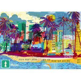 HEYE Puzzle Miluji Miami! 1000 dílků
