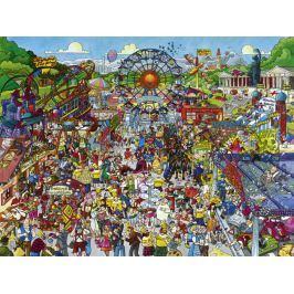 HEYE Puzzle Oktoberfest 1500 dílků