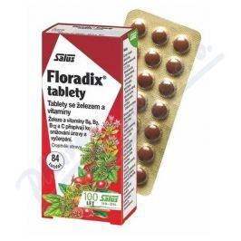 SALUS HAUS Salus Floradix tablety 84ks