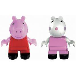 PlayBIG Bloxx Figurky Prasátko Peppa a Suzy