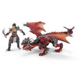 Schleich - Bojovník s drakem