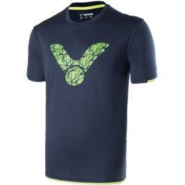 Victor Pánské funkční tričko  6477 Blue, S