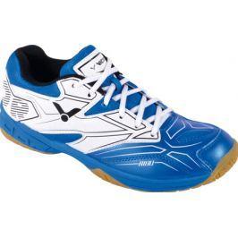 Victor Pánská sálová obuv  A180 Blue/White, EUR 40.0 = 25.5 cm (VICTOR)
