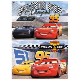 RAVENSBURGER Puzzle Auta 3: Piston Cup 2x12 dílků