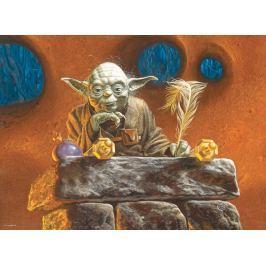 RAVENSBURGER Puzzle Star Wars: Mistr Yoda XXL 150 dílků