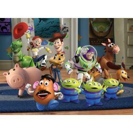 RAVENSBURGER Puzzle Toy Story 3: Příběh hraček XXL 100 dílků
