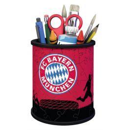 RAVENSBURGER 3D puzzle stojan: FC Bayern Mnichov 54 dílků