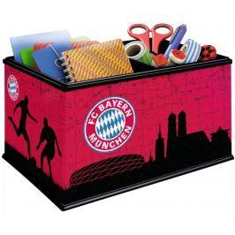 RAVENSBURGER 3D puzzle úložný box: FC Bayern Mnichov 216 dílků