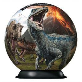 RAVENSBURGER Puzzleball Jurský svět 72 dílků
