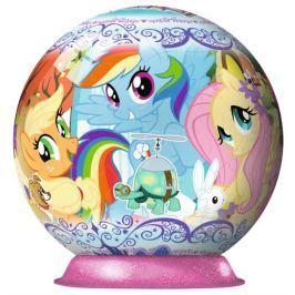 RAVENSBURGER Puzzleball My Little Pony 72 dílků