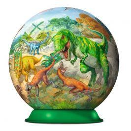 RAVENSBURGER Puzzleball V říši dinosaurů 72 dílků