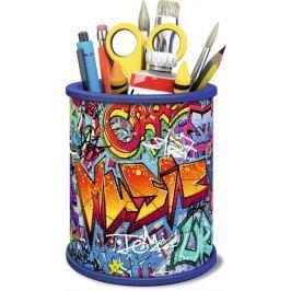 RAVENSBURGER 3D puzzle stojan: Graffiti 54 dílků