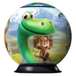 RAVENSBURGER Puzzleball  72 dílků - Hodný dinosaurus
