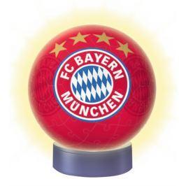 RAVENSBURGER Svítící puzzleball  FC Bayern Mnichov 72 dílků