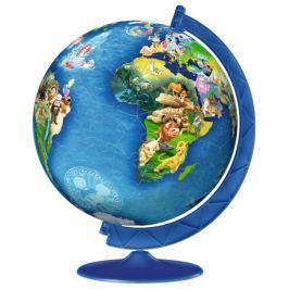 RAVENSBURGER Puzzleball Dětský Disney globus 180 dílků